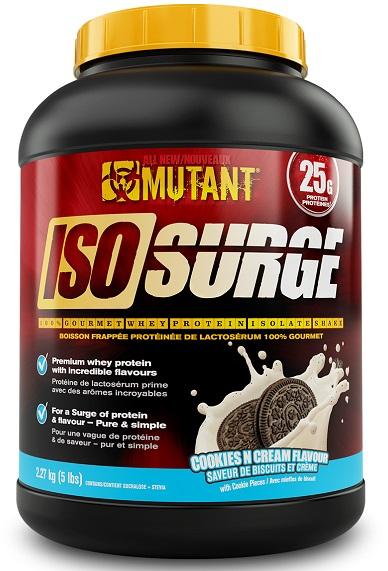 протеин mutant iso surge купить