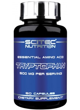 Scitec Nutrition Tryptophan 60 капс.