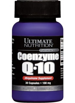 Ultimate Nutrition Coenzyme Q-10 100 mg