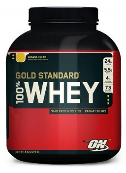 Optimum Nutrition 100% Whey Gold Standard 2273 гр.