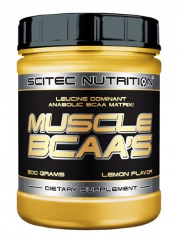 Scitec Nutrition Muscle BCAA's