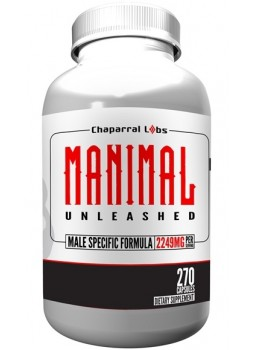 Chaparral Labs Manimal NEW