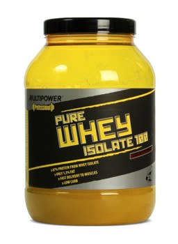 Multipower Whey Isolate 100