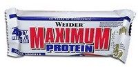 Weider 42% Maximum Level Protein Bar
