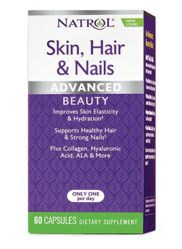 Natrol Skin Hair Nails Women`s от Natrol
