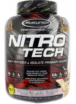 MuscleTech Nitro-Tech Performance