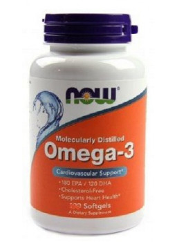 NOW Omega-3