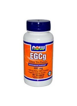 NOW EGCg Green Tea Extract 400 mg