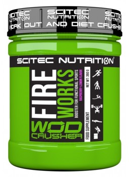 Scitec Nutrition WOD Crusher Fireworks