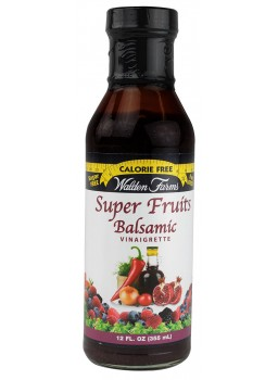 Walden Farms Super Fruits Balsamic Vinaigrette