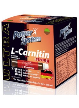 Power System L-Carnitin Strong