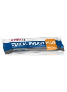 Cereal Energy Plus Bar