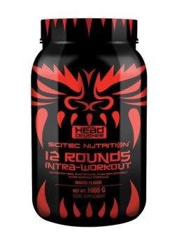 Scitec Nutrition Head Crusher 12 Rounds
