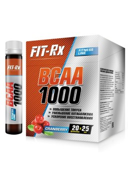 Fit-Rx BCAA 1000