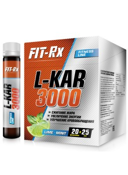 Fit-Rx L-Carnitine 3000