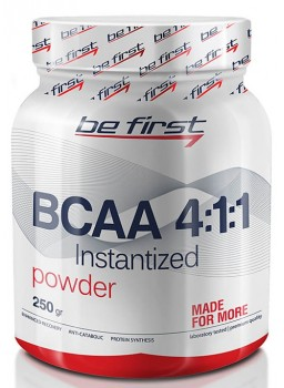Be First BCAA 4:1:1 Instantized Powder