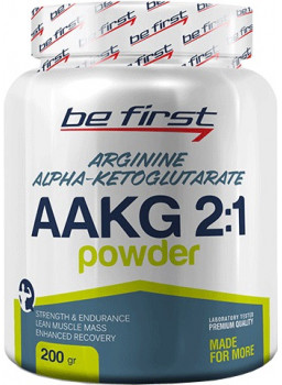 Be First AAKG 2:1 Powder (Arginine AKG)