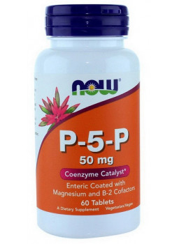 NOW P-5-P Complex 50 mg
