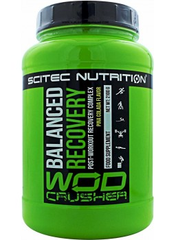 Scitec Nutrition WOD Crusher Balanced Recovery