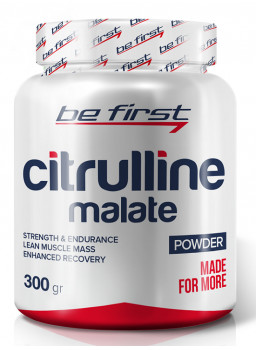 Be First Citrulline Malate Powder