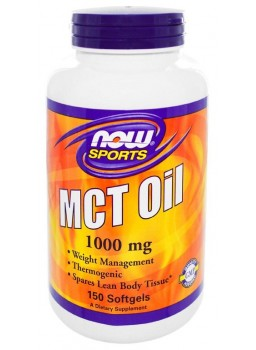 NOW MCT Oil 1000 mg