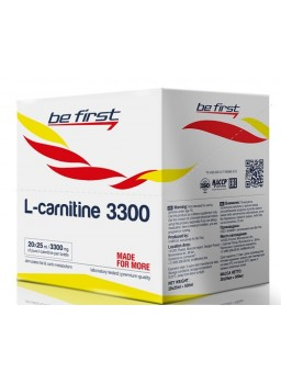 Be First L-Carnitine 3300 20*25 мл
