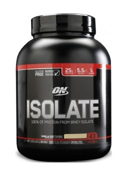 Optimum Nutrition Isolate Gluten Free