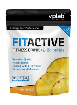 VPLab Nutrition Fit Active Fitness Drink