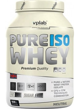 VPLab Nutrition Pure Iso Whey