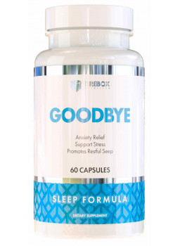 WTF Labz GoodBye Sleep Formula 60 капс.