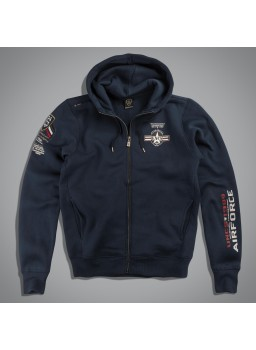 Uncle Sam Толстовка Bombardier Jacket 5502017