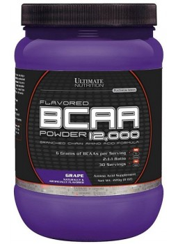 Ultimate Nutrition BCAA 12.000 Powder