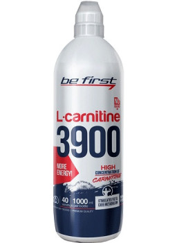 Be First L-Carnitine 3900 1000 мл.