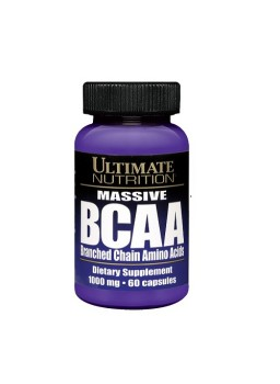 Ultimate Nutrition Massive BCAA 1000 mg