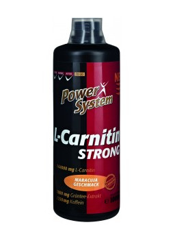 Power System L-Carnitine Strong 3600