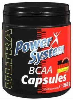 Power System BCAA Сapsules