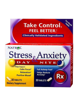 Stress&Anxiety Day+Nite