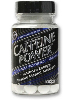 Hi Tech Pharmaceuticals Caffein Power