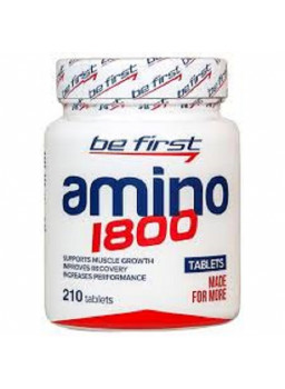 Be First Amino 1800