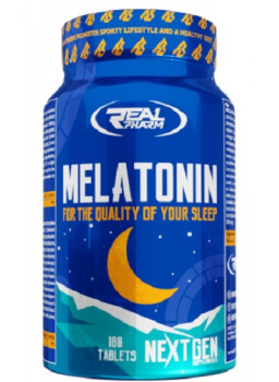 Real Pharm Melatonine