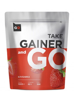 Take and Go Gainer 1000 гр
