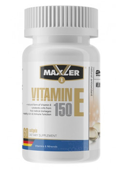 Vitamin E Natural form 150mg