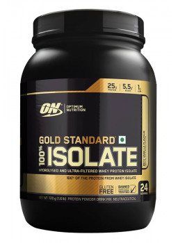 100% Isolate Gold Standard
