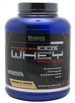 Ultimate Nutrition Prostar Whey 2349 гр.