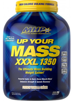 MHP Up Your Mass XXXL   2720 гр.