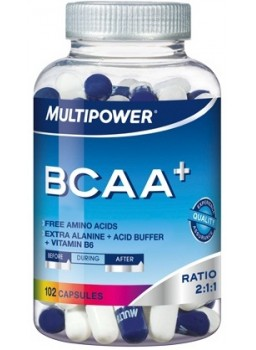 Multipower BCAA Plus