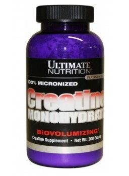 Ultimate Nutrition 100% Creatine Monohydrate
