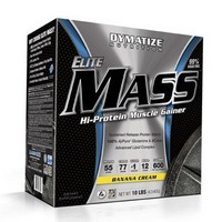 Elite Mass Hi-Protein Anabolic Gainer