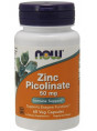 NOW Zinc Picolinate 50 mg