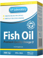 VPLab Nutrition Fish Oil 1000mg 60 капс